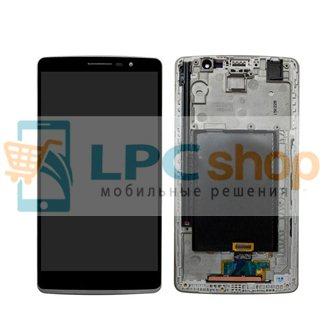 Дисплей для LG H540 (G4 Stylus) Модуль Черный