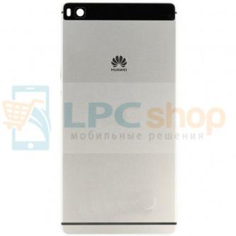 Крышка(задняя) Huawei P8 Черный