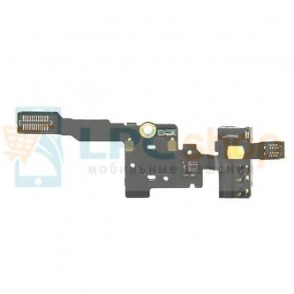 Шлейф Huawei P8 на разъем гарнитуры/сенсор