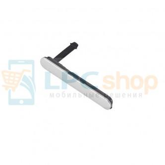 Заглушка для SIM и MicroSD Sony Xperia Z5 E6653 Серебро