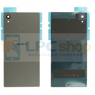 Крышка(задняя) Sony E6653/E6683 (Z5/Z5 Dual) Черный