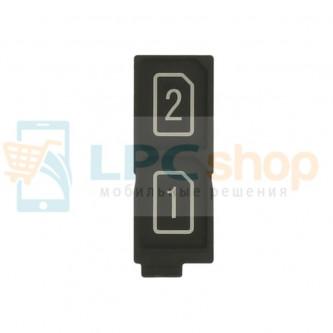 Лоток SIM Sony E6683/E6833 (Z5 Dual/Z5 Premium Dual)