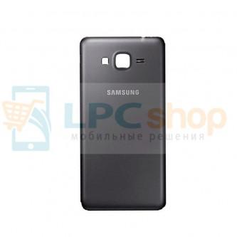 Крышка(задняя) Samsung G530H (Grand Prime) Серый