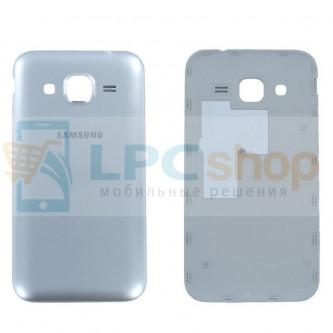 Крышка(задняя) Samsung Galaxy Core Prime G360H Серебро