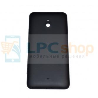 Крышка(задняя) Nokia Lumia 1320 Чёрная