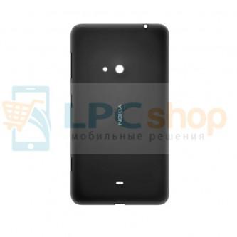 Крышка(задняя) Nokia Lumia 625 Чёрная