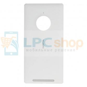 Крышка(задняя) Nokia Lumia 830 Белый