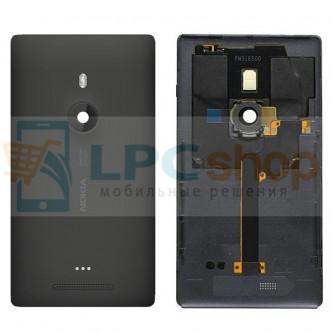Крышка(задняя) Nokia Lumia 925 Черный