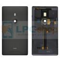 Крышка(задняя) Nokia Lumia 925 Чёрная