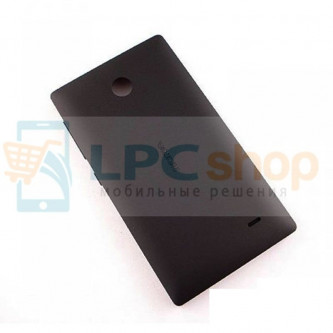 Крышка(задняя) Nokia X Dual RM-980 Черный