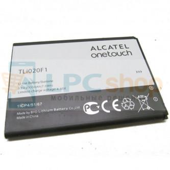 Аккумулятор для Alcatel TLi020F ( OT-6036Y/OT-7041D ) без упаковки