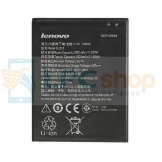 Аккумулятор для Lenovo BL243 ( A7000 / K3 Note ) без упаковки