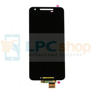 Дисплей для LG Nexus 5X H791 в сборе с тачскрином Черный