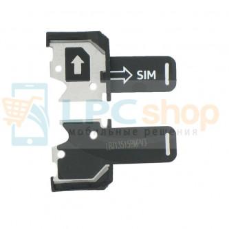 Лоток SIM Nokia 620 Черный