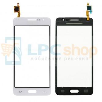 Тачскрин (сенсор) для Samsung G531H Белый