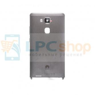 Крышка(задняя) Huawei Ascend Mate7 Серый