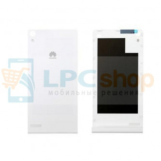 Крышка(задняя) Huawei P6 Белый