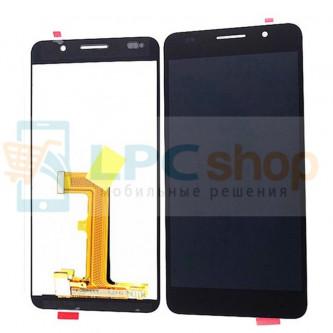 Дисплей для Huawei Honor 6 в сборе с тачскрином Черный