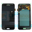 Дисплей Samsung Galaxy J3 (2016) J320F в сборе с тачскрином Черный - Оригинал
