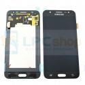 Дисплей для Samsung Galaxy J5 J500F в сборе с тачскрином Черный - Оригинал