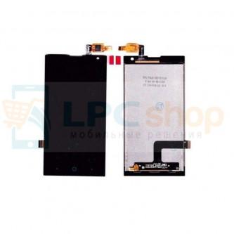 Дисплей для ZTE V830 (Blade G Lux) модуль Черный