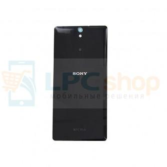 Крышка(задняя) Sony Xperia C5 Ultra Dual E5533 Черный