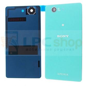 Крышка(задняя) Sony Xperia Z3 Compact D5803 Зеленый