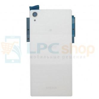 Крышка(задняя) Sony Xperia Z2 D6503 Белый