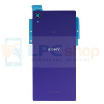 Крышка(задняя) Sony Xperia Z2 D6503 Фиолетовый