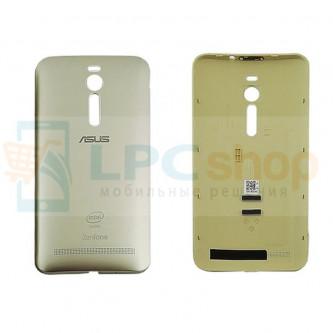 Крышка(задняя) Asus ZE551ML / ZE550ML (ZenFone 2) Золото