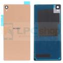 Крышка(задняя) Sony Xperia Z3 D6603 Золотая