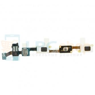 Шлейф Samsung Galaxy J7 J700F на разъем гарнитуры / HOME