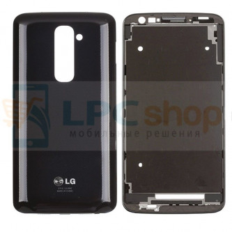 Корпус LG D802 (G2) Черный