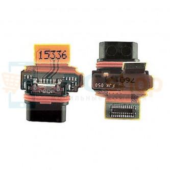 Шлейф разъема зарядки Sony Xperia Z5 Compact E5823