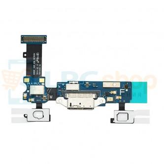 Шлейф разъема зарядки Samsung Galaxy S5 G900F (плата) сенсор / микрофон