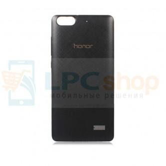 Крышка(задняя) Huawei Honor 4C Черный