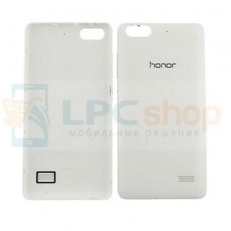 Крышка(задняя) Huawei Honor 4C Белый