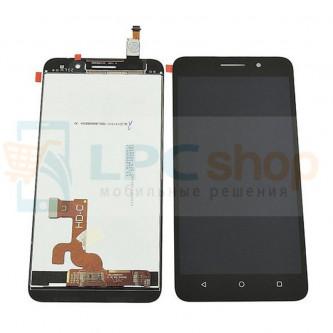Дисплей для Huawei Honor 4X в сборе с тачскрином Черный