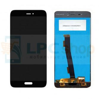 Дисплей для Xiaomi Mi5 в сборе с тачскрином Черный