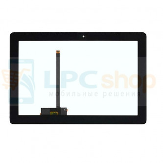 Тачскрин (сенсор) для Huawei MediaPad 10 FHD / FHD Turbo Черный