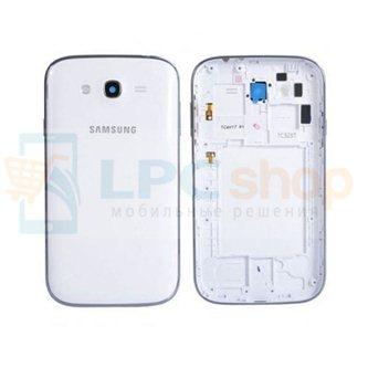Крышка(задняя) Samsung Galaxy Grand i9082 Белый