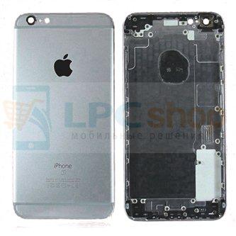Корпус iPhone 6S Plus Серебро - Оригинал