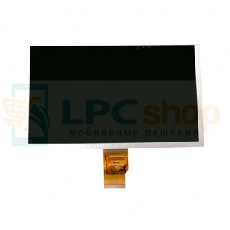 Дисплей для CY70035W18-A1 40pin Explay Surfer 7.34 3G  97x163x2,8мм