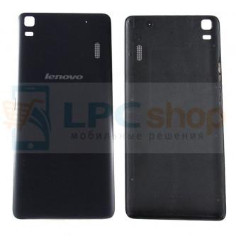 Крышка(задняя) Lenovo K3 Note Черный