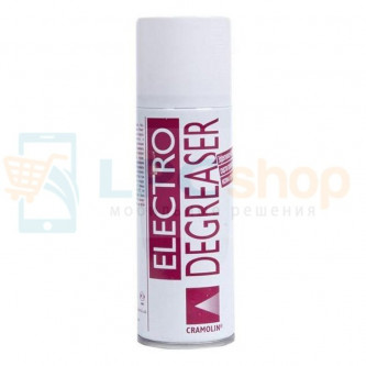 Очиститель Cramolin ELECTRO DEGREASER (400 ml)