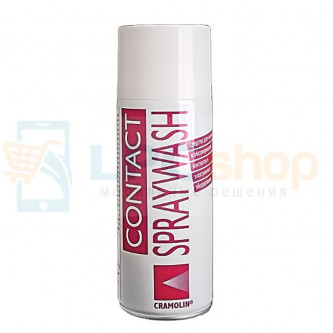 Очиститель Cramolin CONTACT SPRAYWASH (400 ml)