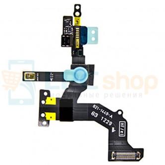 Шлейф iPhone 5 камеры / датчика света и микрофона В СБОРЕ