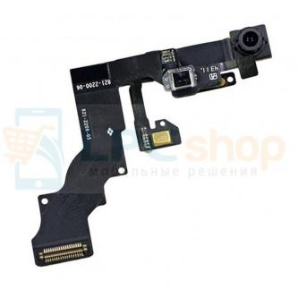 Шлейф iPhone 6 Plus передней камеры / датчика света и микрофона