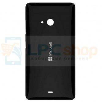 Крышка(задняя) Microsoft 540 Dual Черный