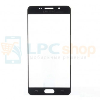 Стекло Samsung Galaxy A5 (2016) A510F Черное